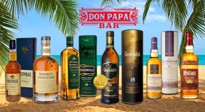 Fotka zľavy: LAST MINUTE - Ochutnávka whisky v Don Papa