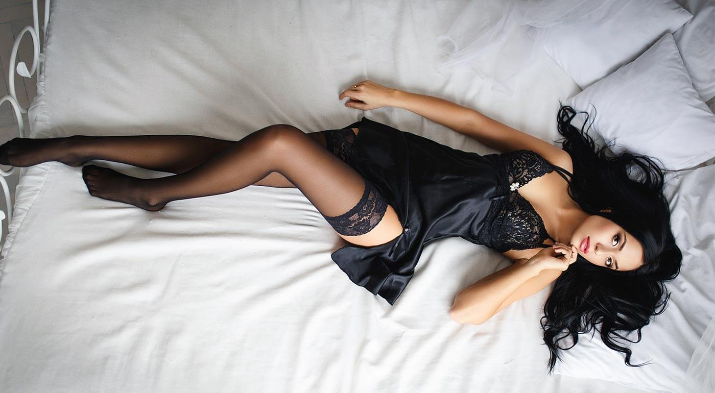 S dámskym sexi erotickým spodným prádlom vám bude horúco aj keď prídu sychravé dni