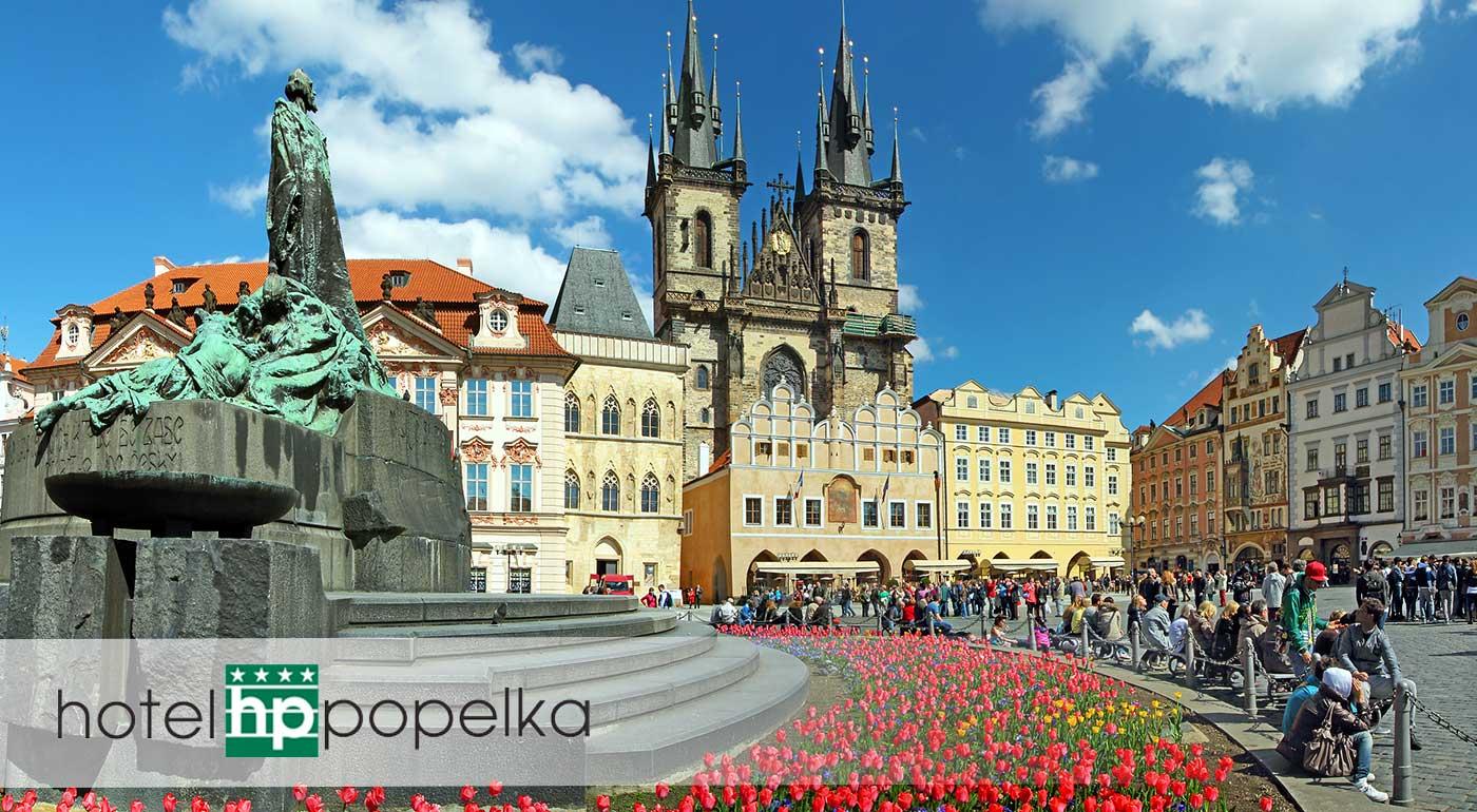 Luxusný 3-dňový pobyt v Hoteli Popelka**** blízko centra Prahy so vstupom do aquaparku
