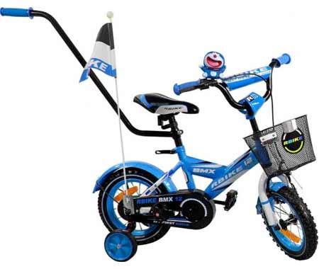 """Arti detský bicykel veľkosť: """"12"""" - modrý"""
