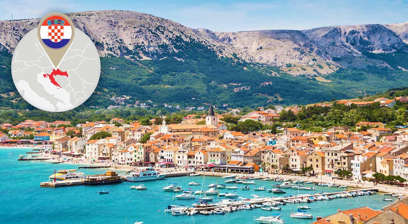 Za slnkom do Chorvátska: 8 dní kúpania v Jadrane a chorvátskej pohostinnosti s polpenziou