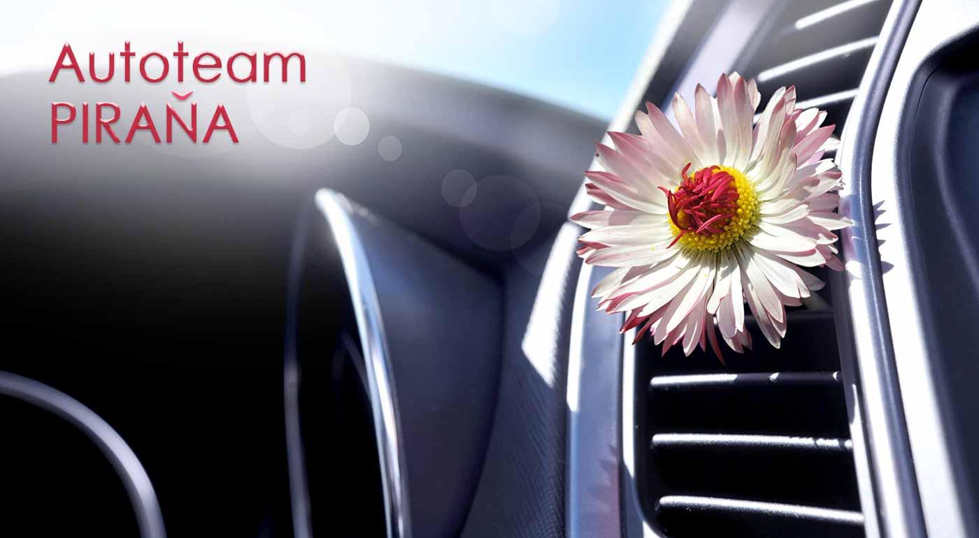 Fotka zľavy: Vraj auto ani milenka sa nepožičiava. Nesúhlasíme - urobíte múdro ak na chvíľu požičiate váš autiak profíkom z Autoteam Piraňa. Vrátia vám ho s vydezinfikovanou či naplnenou klimatizáciou.