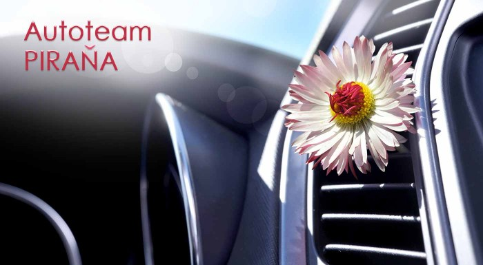 Fotka zľavy: Čistenie a plnenie klimatizácie vášho vozidla