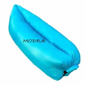 Nafukovací vak - farba modrá