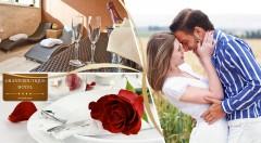 Zľava 56%: Čo by ste povedali na trochu luxusu a romantiky? Nie len trochu ale rovno priehrštia zažijete v elegantnom Grand Boutique Hoteli Sergijo**** v Piešťanoch.