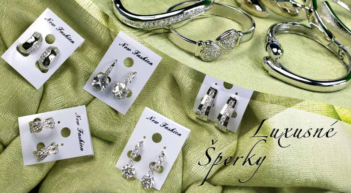 Šperky pre výnimočné ženy