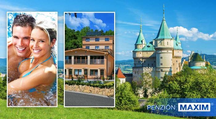 Fotka zľavy: Preneste sa do rozprávky!  Prežite 3 či 4 dni bez starostí v útulnom rodinnom penzióne len kúsok od najnavštevovanejšieho slovenského zámku v Bojniciach.