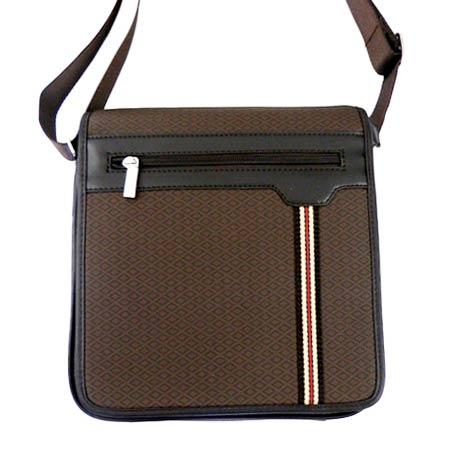 Pánska taška - farba hnedá