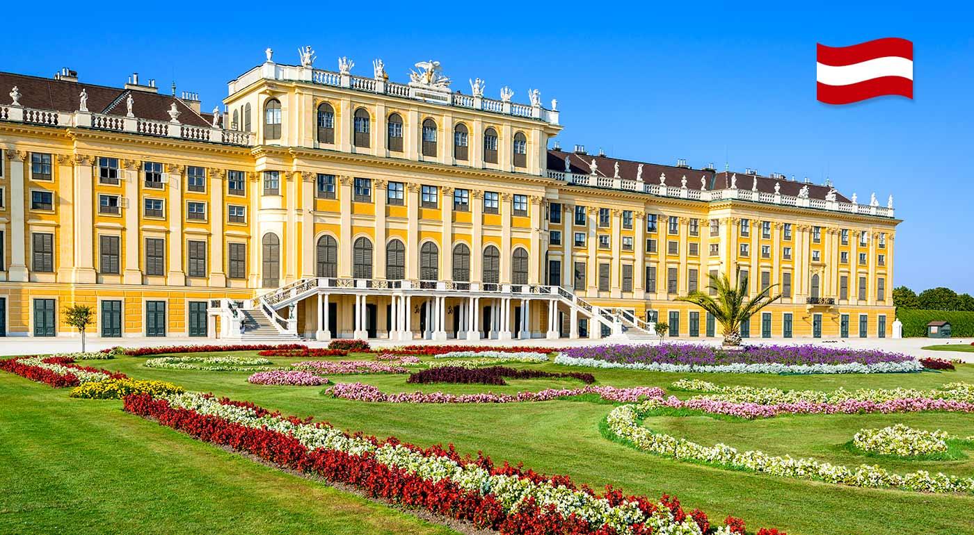 Viedeň: Nazrite do kráľovských komnát rakúsko-uhorskej šľachty na zámkoch Schönbrunn a Belveder