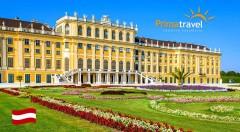 Zľava 30%: Nakuknite do sveta rakúskej šľachty a spoznajte, ako žili slávni panovníci počas návštevy viedenských zámkov len za 16,90 €. Očarujúci zájazd plný histórie vrátane služieb sprievodcu i dopravy.