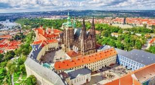 Zľava 34%: Užite si nezabudnuteľný víkend v Prahe s autobusovou dopravou, sprievodcom a ubytovaním. Skvelé pre všekých, ktorí obľubujú organizované zájazdy.