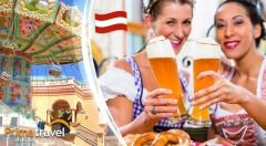 Zľava 32%: Deň nabitý históriou, ale aj ochutnávkami piva a delikátnych jedál zažijete počas 1-dňového zájazdu do Viedne na vychýrený festival piva len za 16,90 €.