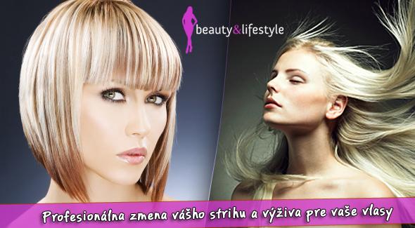 Kadernícky salón Beauty   Lifestyle - módny strih + aplikácia oleja pre  hodvábne lesklé vlasy. 3c46e80eed3
