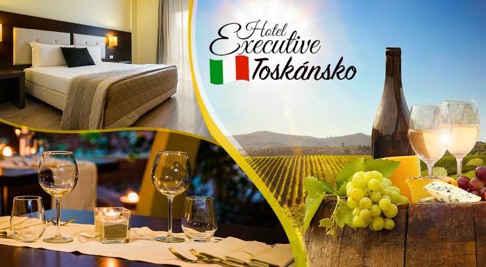 Fotka zľavy: Zamilujte sa do Toskánska - regiónu skvelej kuchyne, vína, nádherných výhľadov a historických skvostov. Spoznajte kraj ako z pohľadnice.