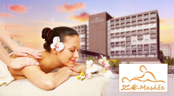 Fotka zľavy: Balíček masáží v Hoteli Bratislava****