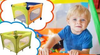 Zľava 12%: Umožnite vašim deťom ničím nerušené a bezpečné hranie v detskej ohrádke Arti. Je jednoduchá na používanie, ľahko rozložiteľná a svojim prevedením rozvíja fantáziu vášho drobca.