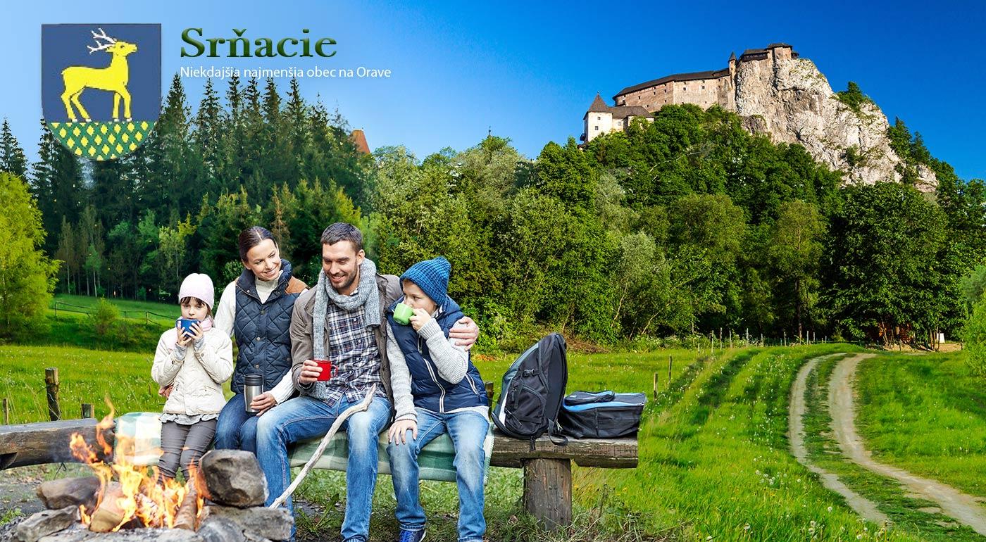 Oddychujte v tradičnej slovenskej drevenici na malebnej Orave