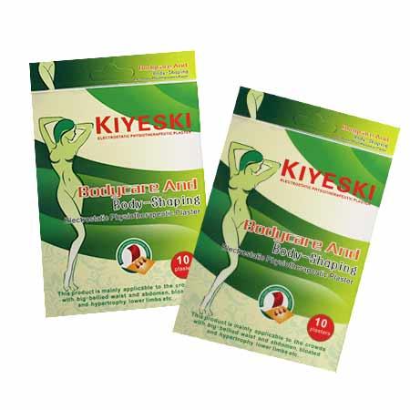 Chudnúce náplasti Kiyeski - 2 balenia