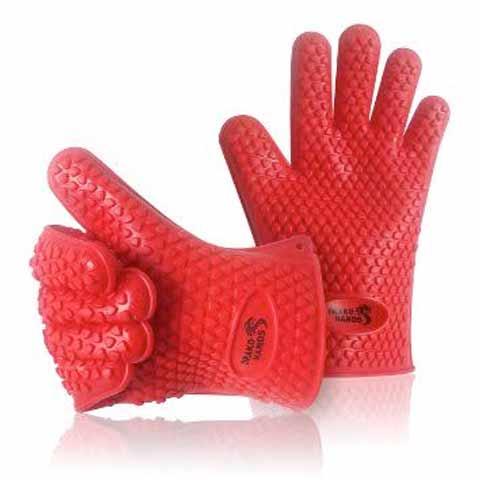Silikónové rukavice Hot Hands