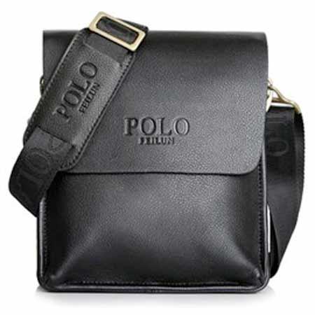 Pánska taška POLO - farba čierna