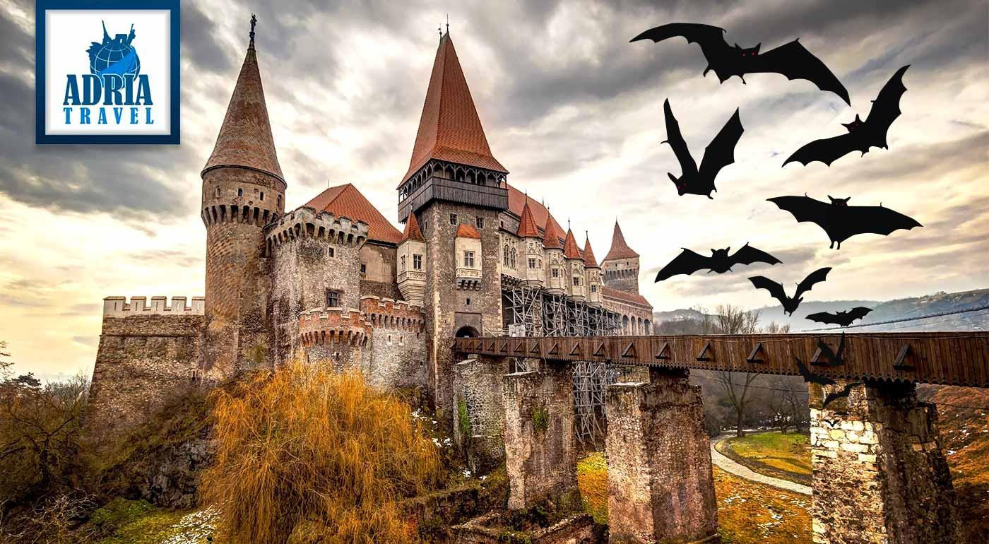 Dobrodružno-poznávací zájazd za krásami i tajomstvami Transylvánie na 5 dní