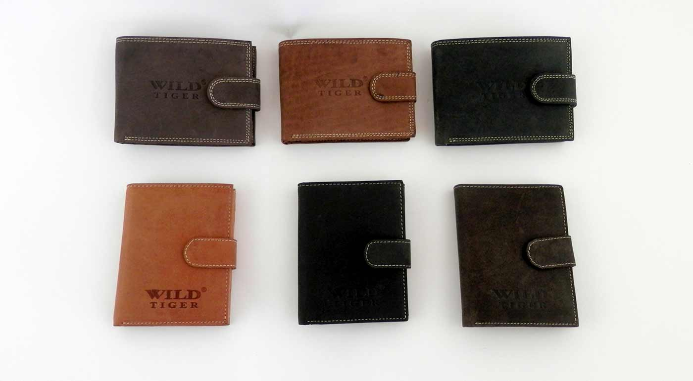 08c91e4e3 Pánske kožené peňaženky | ZaMenej.sk