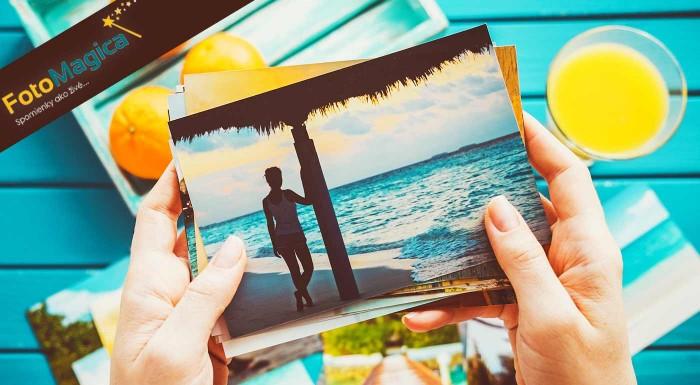 Fotka zľavy: Tlač fotografií na kvalitný fotopapier