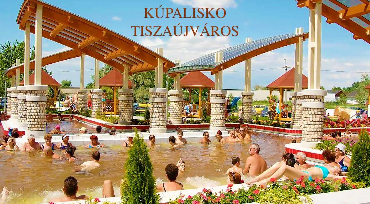 Relaxačný 3-dňový zájazd s ubytovaním na termálne kúpalisko Tiszaújváros v Maďarsku