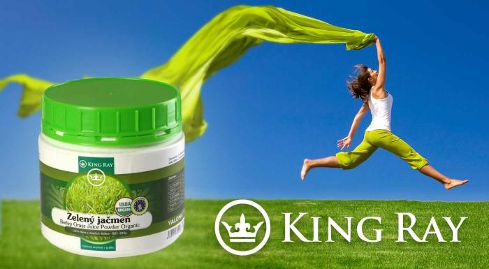Fotka zľavy: Štrngnite si s pohárom zeleného zdravia