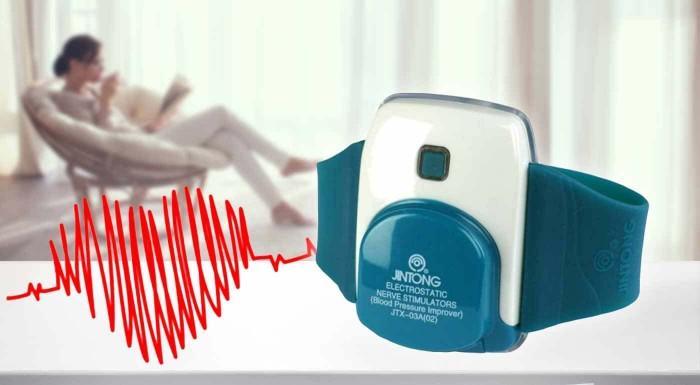 Stabilizátor krvného tlaku Jintong