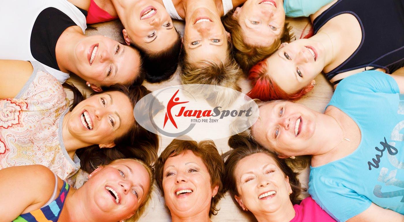 Permanentka na kruhový tréning vo fitku pre ženy v Bratislave