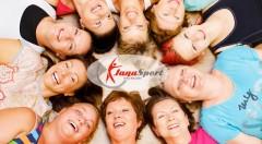 Zľava 46%: Urobte niečo pre svoje telo aj počas leta! Kruhový tréning vás dá do formy, pomôže zhodiť kilá, zmenšiť objem pása a spevní svalstvo! Vyskúšajte cvičenie v ženskom fitku!