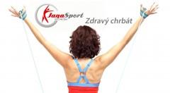Zľava 44%: Trápia vás bolesti chrbta? Problémom môže byť nesprávne držanie tela i oslabené svalstvo. Zbavte sa nepríjemných bolestí chrbta na skupinovom cvičení v Jana Sport - Fitku pre ženy!