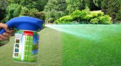 Zľava 50%: Vypestujte si dokonalý golfový trávnik. Aj vám sa môže záhrada či pozemok zazelenať vďaka praktickému systému na zatrávňovanie Hydro Mousse.