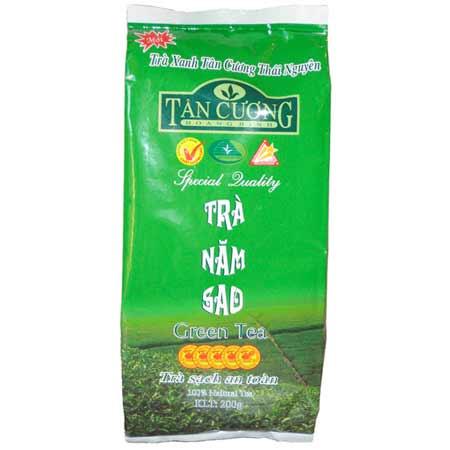 Ručne zbieraný zelený čaj z Vietnamu (200g)