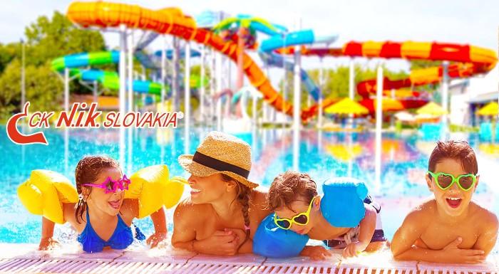 Fotka zľavy: Slnečné kúpanie v Štúrove na 4 až 5 dní