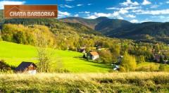 Zľava 40%: Parádny oddych s turistikou či výletom za pamiatkami v okolí na Morave v Chate Barborka s polpenziou na 3 alebo 4 dni.