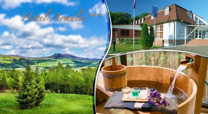 Fotka zľavy: Hotel Armales*** v Národnom parku Poloniny