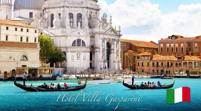 Fotka zľavy: Romantický pobyt v štýlovej vile pri Benátkach