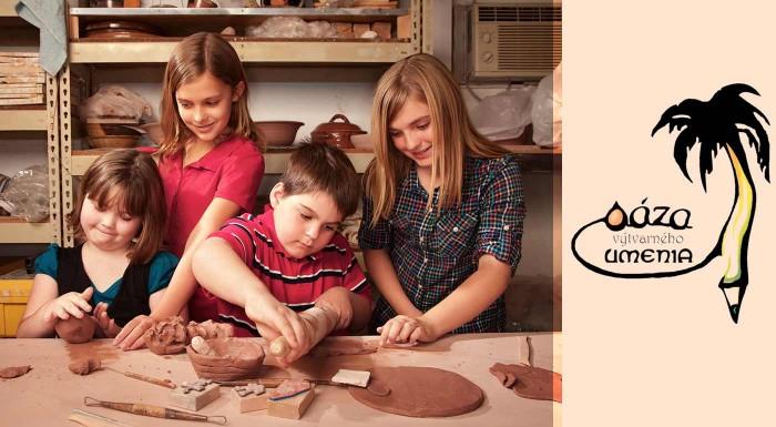 Fotka zľavy: Denný letný tábor pre všetkých malých umelcov