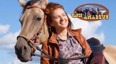 Zľava 33%: Staňte sa členom OZ Klub Amadeus a vaše deti zažijú najkrajšie prázdniny, na ktoré budú ešte dlho spomínať - v campe s jazdeckou školou na ranči Amadeus.