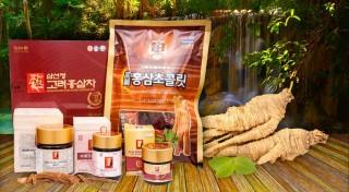 Zľava 51%: Vyskúšajte kórejský elixír života - ženšenové kocky, pastilky, extrakt Gold či zmes na prípravu nápoja.