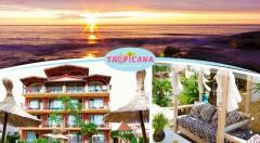Zľava 52%: Prežite skvelú rodinnú dovolenku v Bulharsku. Vychutnajte si nádherné zlaté pláže, nočný život či antické pamiatky. Z Hotela Tropicana v meste Ravda sa vám nebude chcieť odísť!