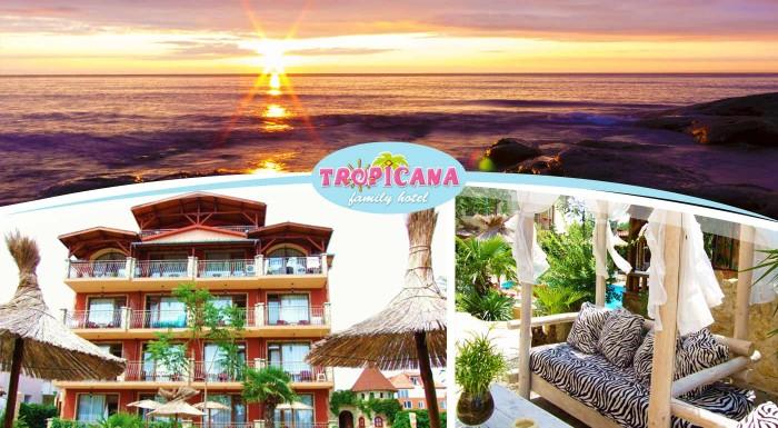 Fotka zľavy: Tropická dovolenka v Hoteli Tropicana v Bulharsku