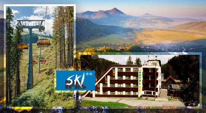 Fotka zľavy: Nechajte sa uchvátiť farbami jesennej Demänovskej doliny. Turistika po Chopku a jeho malebnom okolí počas 3, 4 alebo 6 dní v Hoteli SKI v Jasnej.