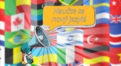 Zľava 66%: Zdokonaľte svoje jazykové zručnosti a osvojte si nové vedomosti. Kurzy angličtiny, nemčiny, francúzštiny, ruštiny, ukrajinčiny alebo taliančiny v Bratislave.