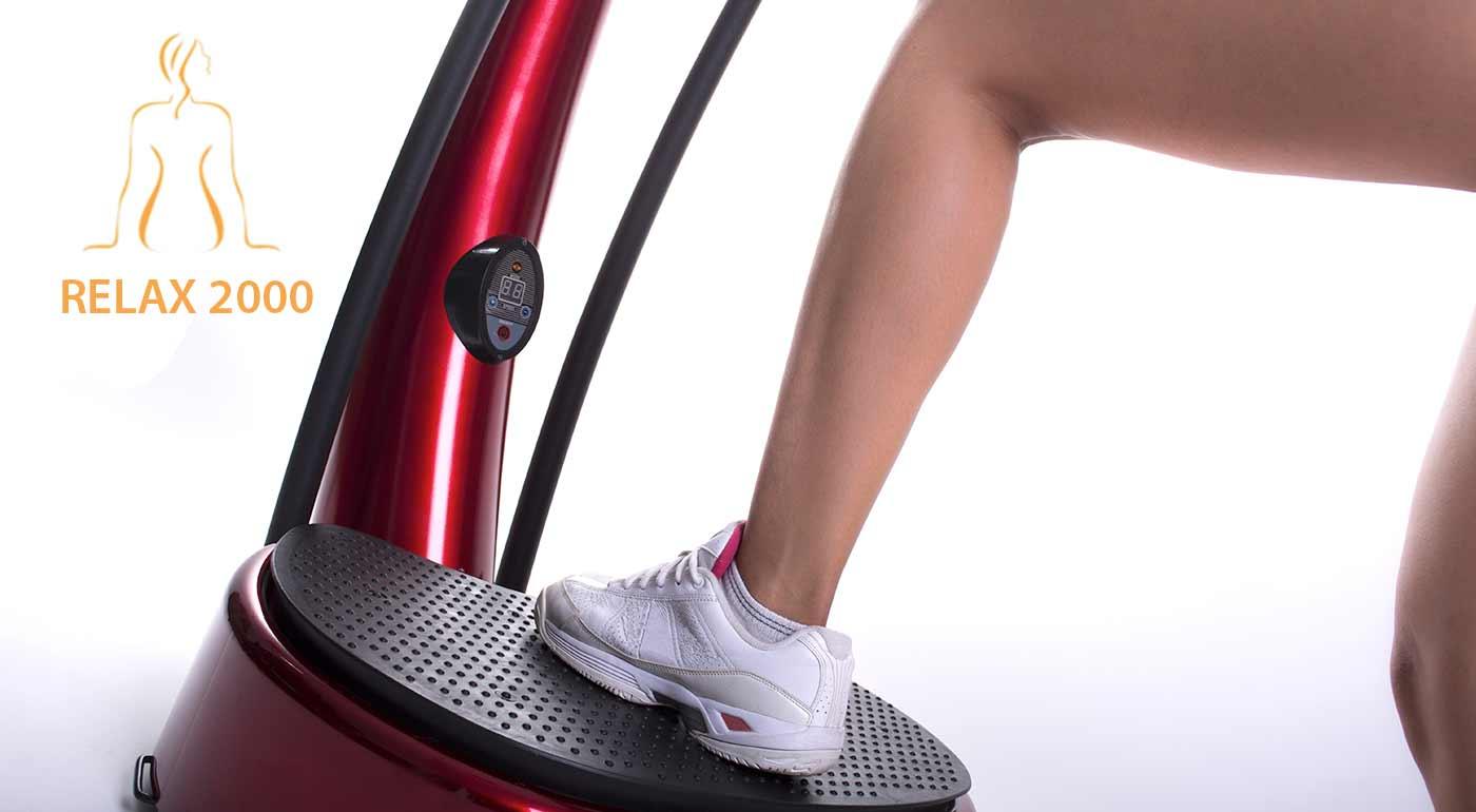 Cvičenie na strojoch Slender Life s možnosťou cvičenia i na vibračnej platni Vibrofit