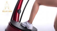 Zľava 52%: Zdokonaľte svoje krivky cvičením na strojoch Slender Life alebo na vibračnej platni Vibrofit teraz v Štúdiu štíhlej línie RELAX 2000 určenom len ženám!