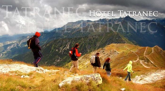 Fotka zľavy: Jesenná príroda v Tatrách hrá doslova všetkými farbami. Príďte sa o tom presvedčiť na pohodovom pobyte v Hoteli Tatranec počas 3 alebo 6-dňového pobytu s polpenziou a balíčkom zliav.