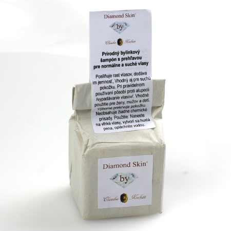 Prírodný bylinkový šampón (110g)